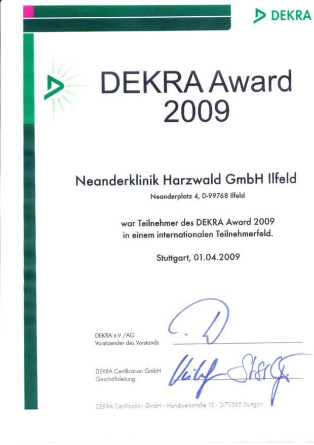 Dekra Award