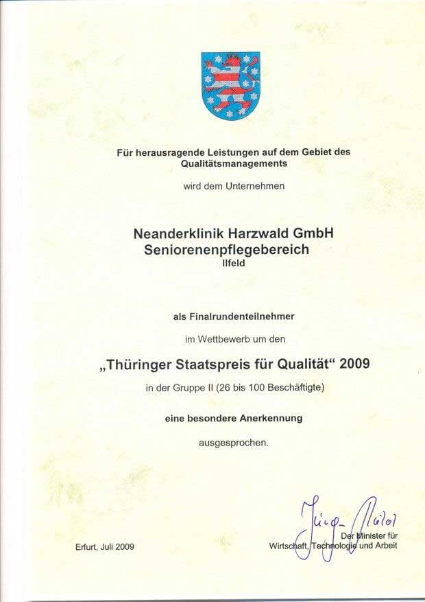 Thüringer Staatspreis