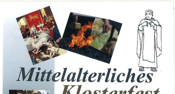 """Mittelalterliches Klosterfest und Tag der """"Offenen Tür"""" 2017"""