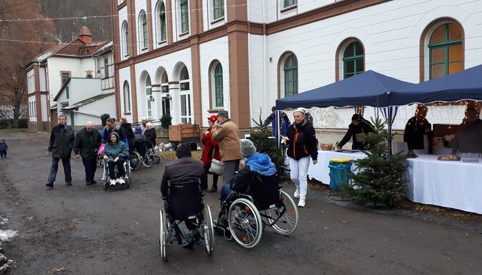 Klosterweihnachtsmarkt
