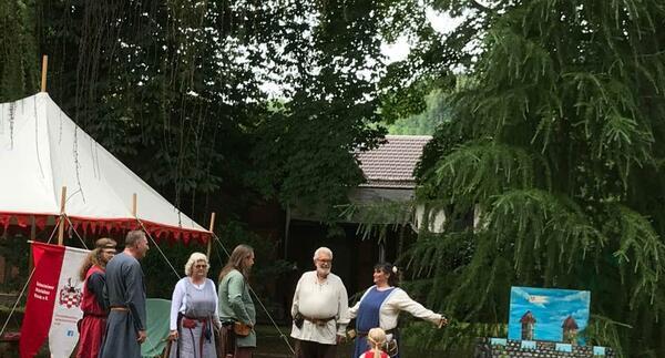 Zweites Mittelalterliches Klosterfest